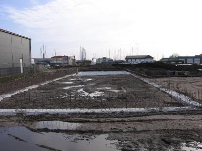 Bouw jachthaven 3
